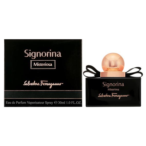 サルヴァトーレ フェラガモ シニョリーナ ミステリオーサ EDP SP 30ml 香水