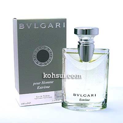 【即納】ブルガリ BVLGARI 香水 プールオム エクストレーム オードトワレ スプレー EDT SP 100ml