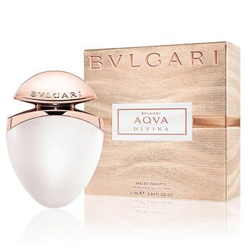 ブルガリ BVLGARI アクア ディヴィーナ ジュエルチャーム EDT SP 25ml 香水