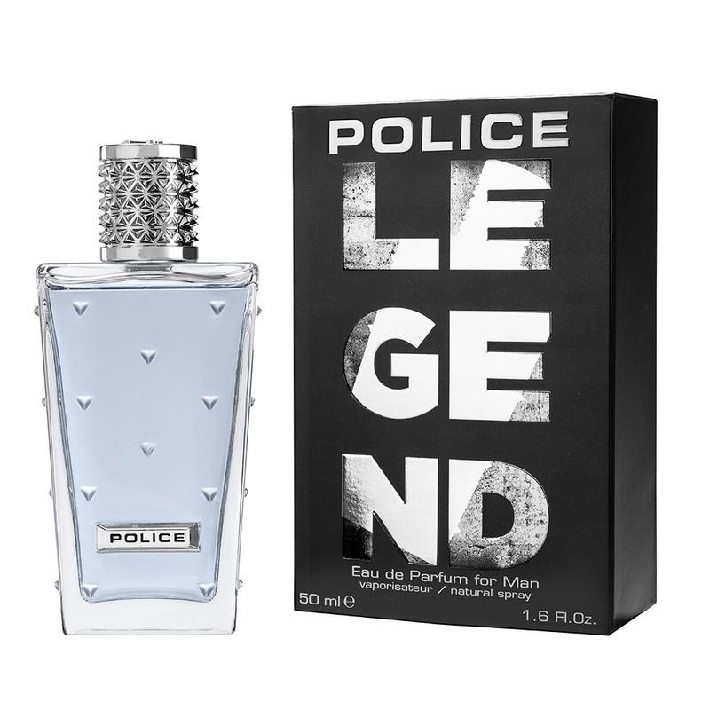 ポリス レジェンド シルバー オードパルファム スプレー EDP 50ml POLICE 香水