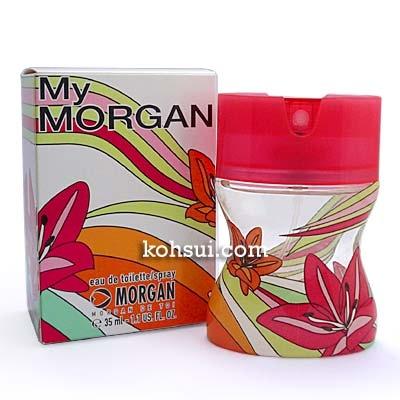 モルガン MORGAN 香水 モルガン ドゥ トワ マイ モルガン オードトワレ スプレー EDT SP 35ml