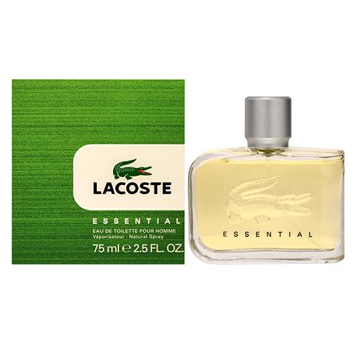 ラコステ LACOSTE エッセンシャル オードトワレ EDT SP 75ml 香水 フレグランス