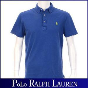 ラルフローレン ポロシャツ(半袖)MNBLKNIM1I10161-B28-XS 送料無料
