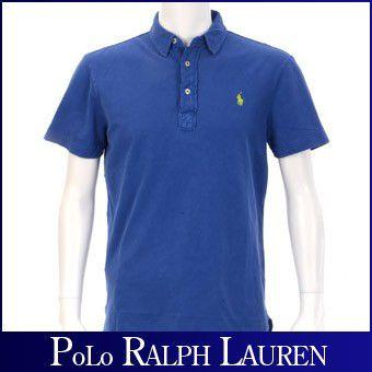 ラルフローレン ポロシャツ(半袖)MNBLKNIM1I10161-B28-M 送料無料