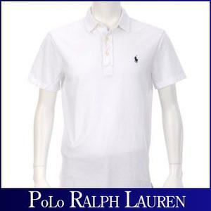 ラルフローレン ポロシャツ(半袖)MNBLKNIM1I10161-E86-XS 送料無料