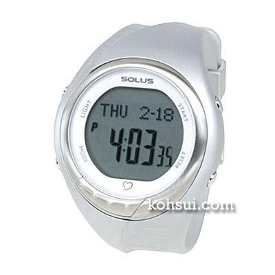 SOLUS team sports 300 01-300-03 ホワイト [腕時計]