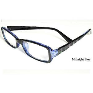 【送料無料】 PCメガネ PTGPCメガネ A04MDBL ミッドナイトブルー