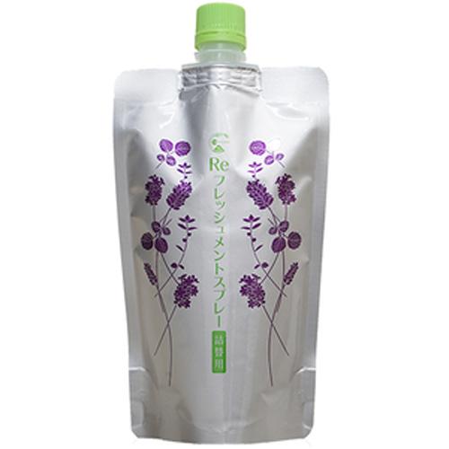 日本豊受自然農 Re フレッシュメントスプレー 詰替用 300ml