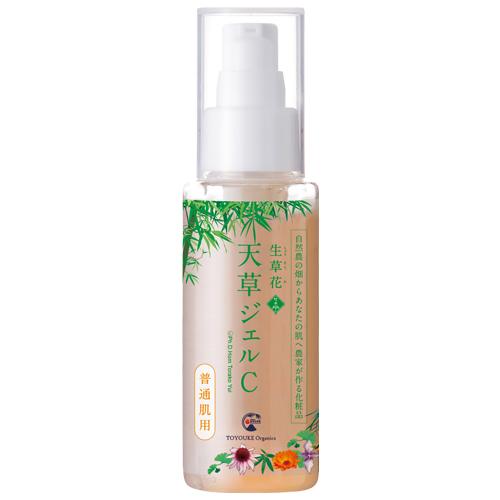 日本豊受自然農  木の花の咲くや 生草花 天草ジェルC 80g