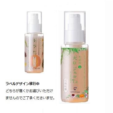 日本豊受自然農 木の花の咲くや 生草花 天草ジェルTu 80g