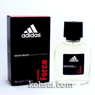 アディダス adidas 香水 チームフォース オードトワレ スプレー EDT SP 100ml