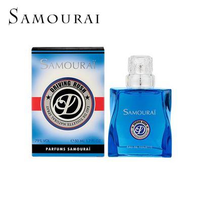 アランドロン サムライ ALAIN DERON SAMOURAI ドライビングラッシュ オードトワレ EDT SP 50ml 香水 フレグランス