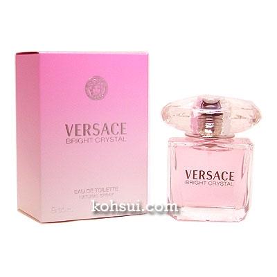ヴェルサーチ VERSACE 香水 ブライトクリスタル オードトワレ スプレー EDT 30ml