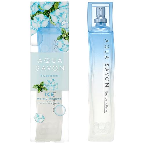 アクアシャボン AQUA SAVON アイスウォータリーシャンプーの香り EDT 80ml
