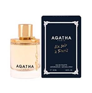 アガタ AGATHA アン ソワール ア パリ オードトワレ EDT 50ml 香水 フレグランス
