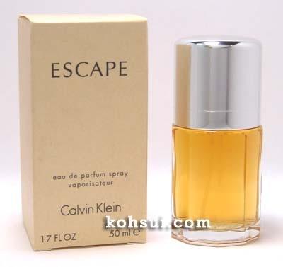カルバンクライン Calvin Klein 香水 エスケープ オードパルファム スプレー EDP SP 100ml