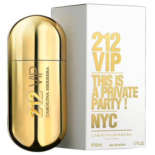 キャロライナヘレラ 212 VIP EDP SP 50ml レディース 香水