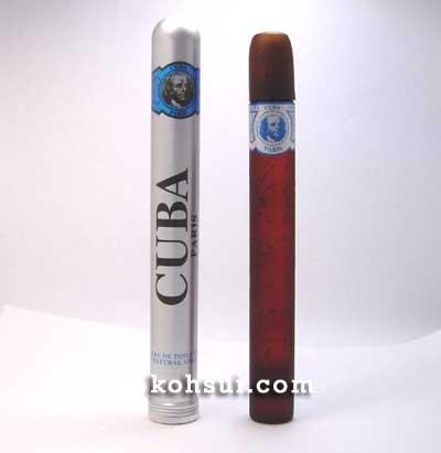 キューバ CUBA 香水 ブルー オードトワレ スプレー EDT SP 35ml