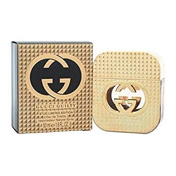 グッチ ギルティ スタッド EDT SP 50ml レディース 香水