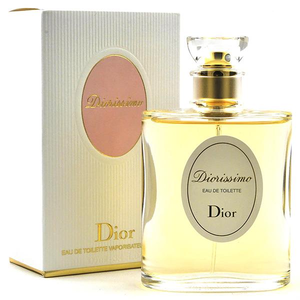 クリスチャン ディオール Christian Dior ディオリッシモ オードトワレ EDT SP 100ml 香水 フレグランス
