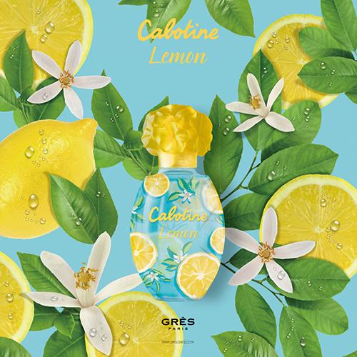 グレ GRES カボティーヌ レモン 2019 オードトワレ EDT SP 50ml 香水 フレグランス
