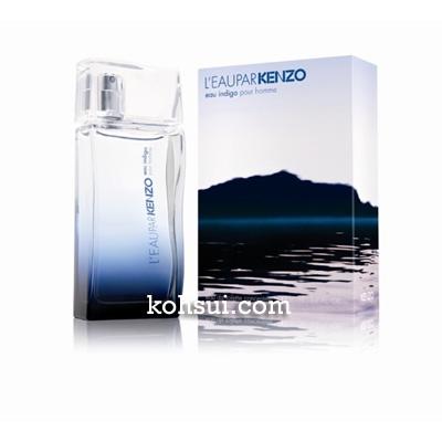 ケンゾー KENZO 香水 ローパケンゾー インディゴ プールオム オーデトワレ スプレー EDT SP 50ml