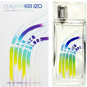 ケンゾー KENZO ローパケンゾー カラー プールオム オードトワレ スプレー EDT SP 50ml