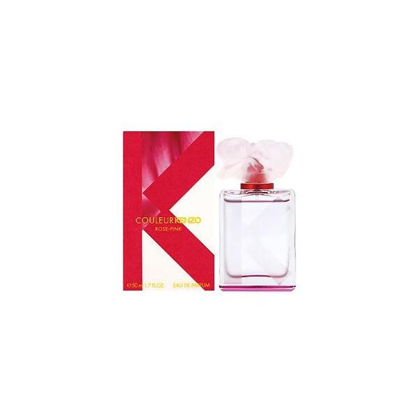 ケンゾー KENZO カラー ケンゾー ローズ 50ml EDP SP 香水