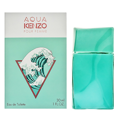 ケンゾー KENZO アクア ケンゾー WOMAN オーデトワレ EDT SP 30ml 香水 フレグランス