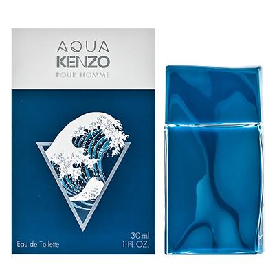 ケンゾー KENZO アクア ケンゾー プールオム オーデトワレ EDT SP 30ml 香水 フレグランス