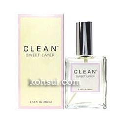 クリーン CLEAN 香水 スウィートレイヤー オードパルファム スプレー EDP SP 60ml