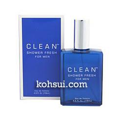 クリーン CLEAN 香水 シャワーフレッシュ フォーメン オードトワレ スプレー EDT SP 60ml