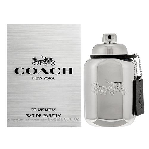 コーチ COACH マン プラチナム オードパルファム EDP SP 60ml 香水 フレグランス