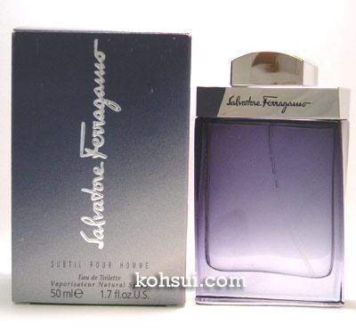 サルヴァトーレ フェラガモ Salvatore Ferragamo 香水 サブティール プールオム オードトワレ スプレー EDT SP  100ml