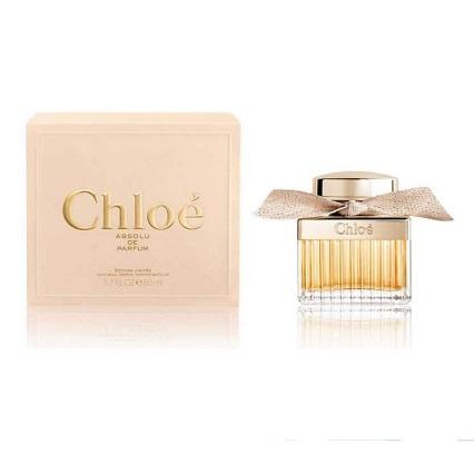 クロエ Chloe アブソリュ ドゥ パルファム オードパルファム EDP SP 50ml 香水 フレグランス