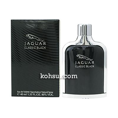 ジャガー JAGUAR 香水 ジャガー クラシック ブラック オードトワレ スプレー EDT SP  40ml