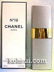 シャネル No.19 (ナンバー19) EDT SP 100ml 香水 送料無料