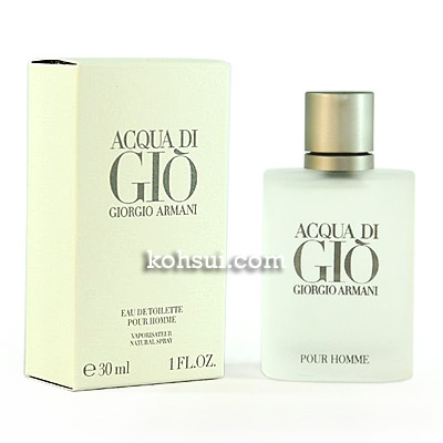 ジョルジオ アルマーニ GIORGIO ARMANI 香水 アクアディジオ プールオム オードトワレ スプレー EDT SP  30ml