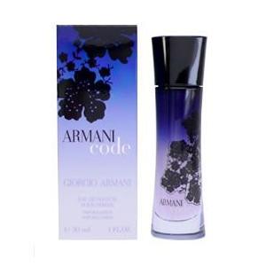 ジョルジオ アルマーニ GIORGIO ARMANI 香水 コード ウーマン オードパルファム スプレー EDP SP 30ml