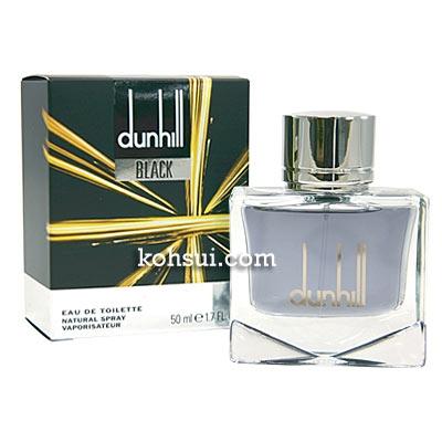 ダンヒル DUNHILL 香水 ブラック オードトワレ スプレー EDT SP 50ml