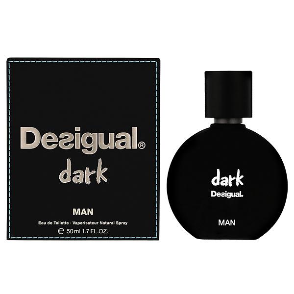 デシグアル ダーク EDT SP 50ml 香水