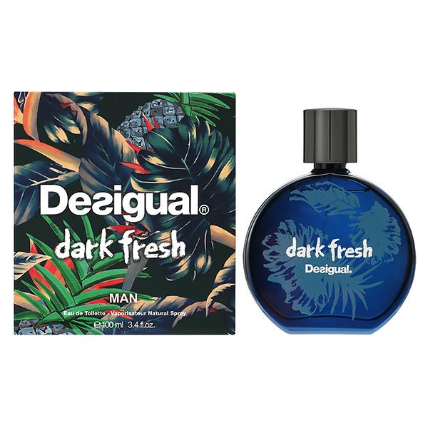 デシグアル ダークフレッシュ EDT SP 100ml 香水
