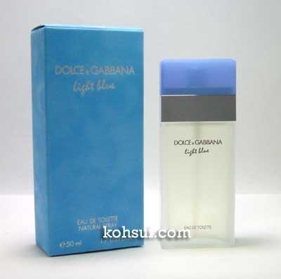 ドルチェ&ガッバーナ DOLCE & GABBANA D&G 香水 ライトブルー オードトワレ スプレー EDT SP 25ml