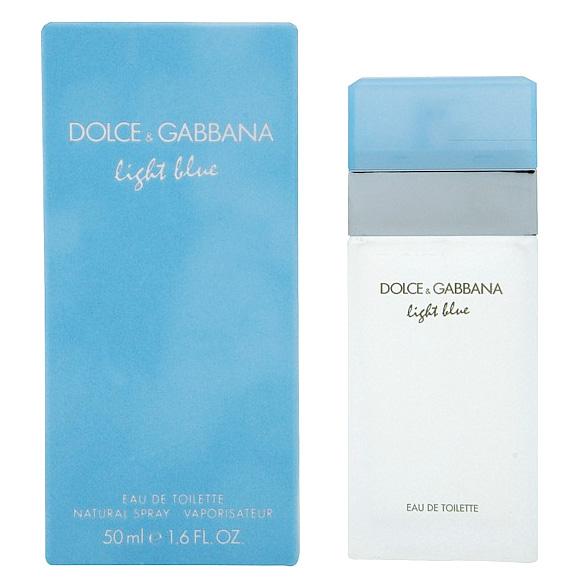 ドルチェ&ガッバーナ DOLCE & GABBANA D&G 香水 ライトブルー オードトワレ スプレー EDT SP 50ml