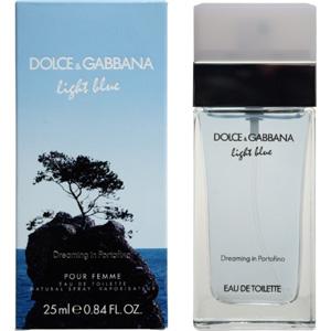 ドルチェ&ガッバーナ DOLCE&GABBANA 香水 D&G ライトブルー ドリーミング イン ポルトフィーノ オードトワレ スプレー EDT SP 25ml