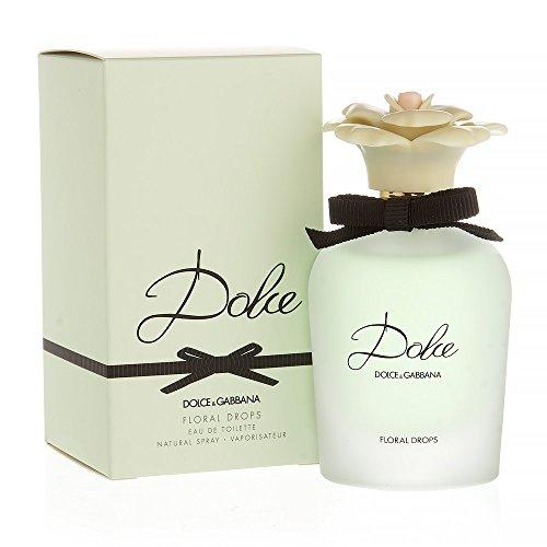 ドルチェ&ガッバーナ D&G ドルチェ フローラル ドロップス EDT SP 75ml フレグランス 香水