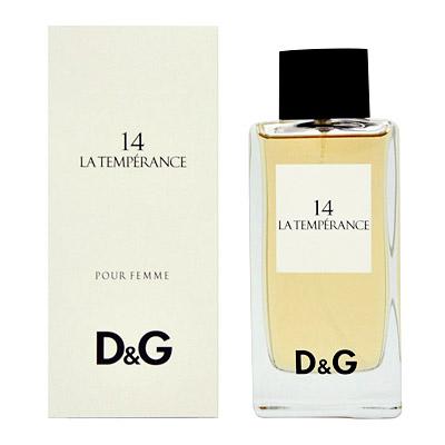 ドルチェ&ガッバーナ D&G 14 ラ タンペランス EDT SP 100ml 香水