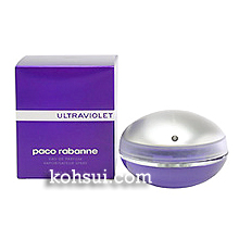 パコラバンヌ PACO RABANNE 香水 ウルトラ ヴァイオレット オードパルファム スプレー EDP SP 80ml