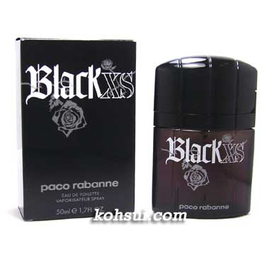パコラバンヌ PACO RABANNE 香水 ブラックエクセス オードトワレ スプレー EDT SP 50ml