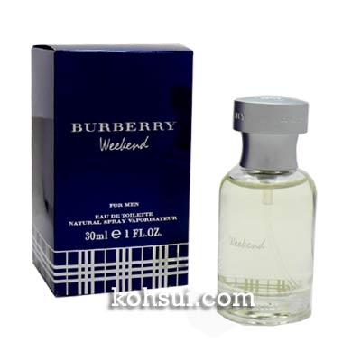 バーバリー BURBERRY 香水 ウィークエンド フォーメン オードトワレ スプレー EDT SP 30ml